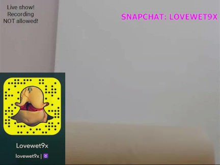 home-made-teen-cam show-My Snapchat: LoveWet9x
